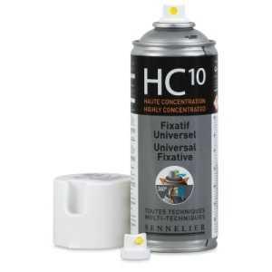 Fijativo Universal SennelierHC10.Multitécnicas. 400ml