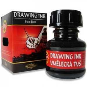 Tinta para Artistas Koh I Noor 20gr. - Negro Hueso