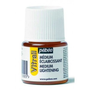 MEDIUM ACLARADOR VITRAIL 45 ML