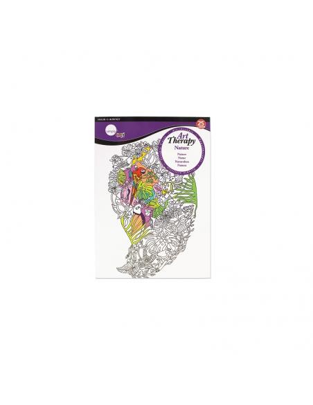 Libro para Colorear Nature 25hojas daller rowney