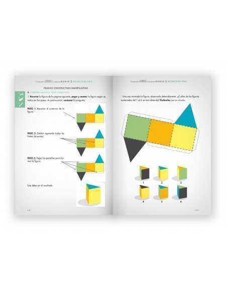 Cuaderno Rubio Estimulacion Destreza Motora Motricidad fina Alta