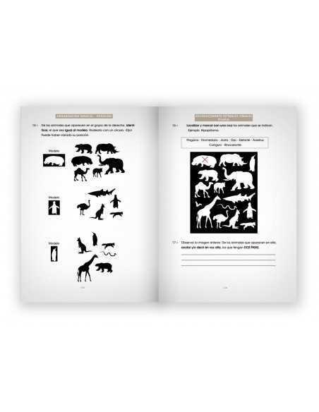 Cuaderno Rubio Entrena tu Mente Gnosias 2
