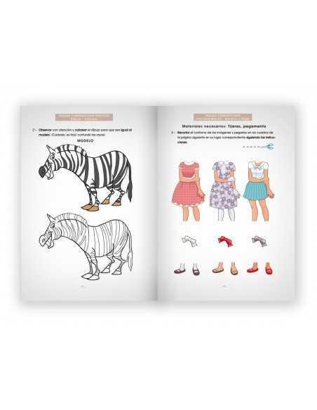 Cuaderno Rubio Entrena tu Mente Praxias 2