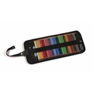 Esterilla Enrrollable 36 Lápices de Color Koh I Noor
