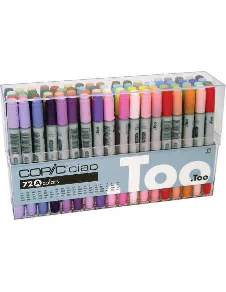 Set Copic Ciao 72 Colores