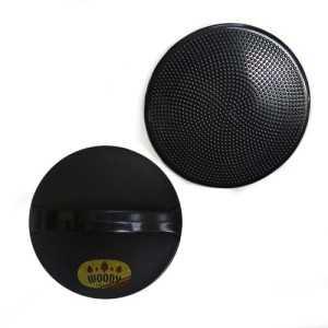 Baren de Plastico Negro 12cm.