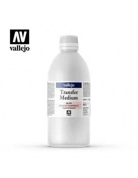 Medium Transfer Vallejo 500ml.