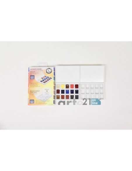 Set Colores de Inspiracion de 6 1/2 Pastillas Acuarela Daniel Smith