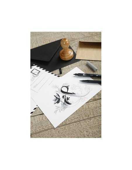 Libro Creativo Feelgood Calirefontaine 26x21cm. Lettering