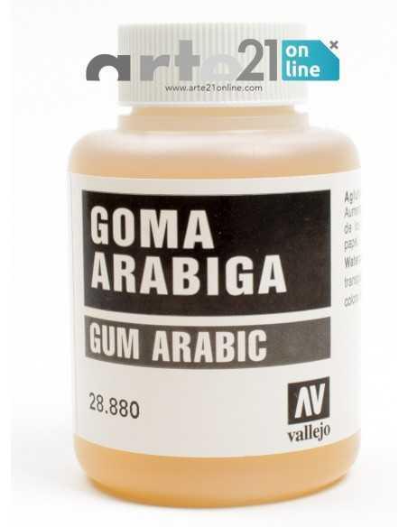 GOMA ARABIGA 85 ML.