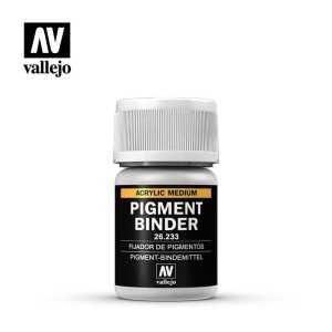 Pigmento en Polvo Pigments Vallejo 35ml. Fijador de pigmentos