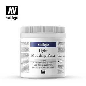 Pasta de Modelar Ligera Vallejo 500ml.
