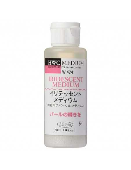 Medium Iridiscente Holbein 60ml