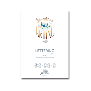 Bloc para Lettering formato A4 170gr. 25Hojas Phoenix