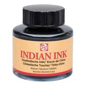 Tinta Indian Ink Talens 490ml.