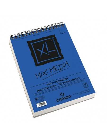 Bloc XL Mix-Media Canson A4