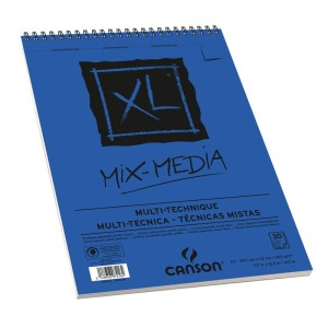 Bloc XL Mix-Media Canson A3