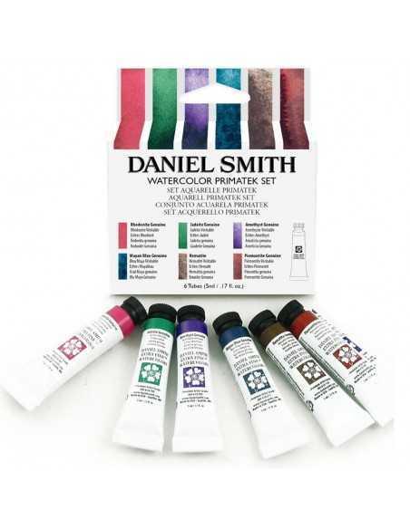 Set acuarela Primatek Daniel Smith. 6 Tubos