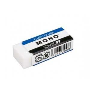 Goma de borrar plástica 11g.Mono .Tombow