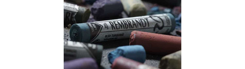 Pastel Rembrandt